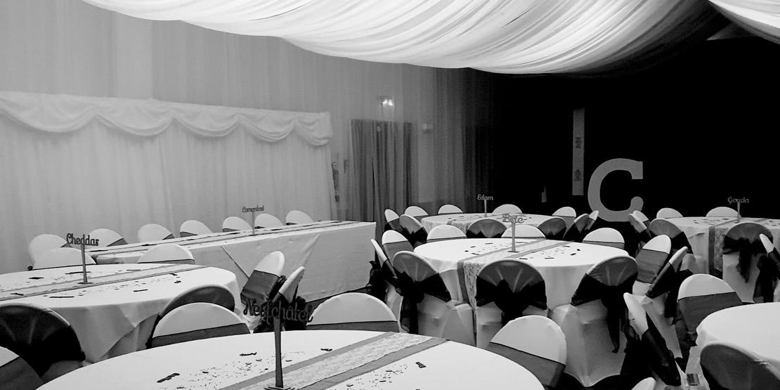 Wedding celebration at Norton Village Hall (2)