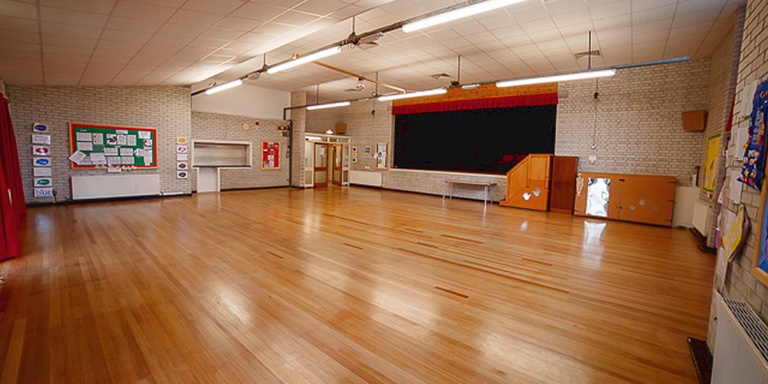 Main Hall, Plymstock Community Centre (1)