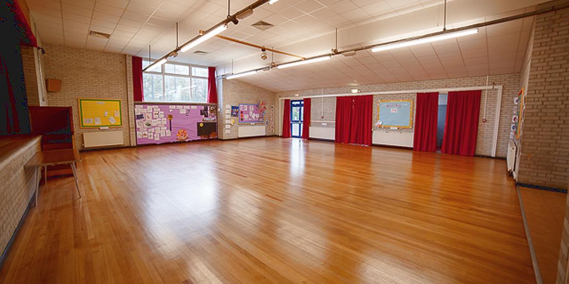 Main Hall, Plymstock Community Centre (2)